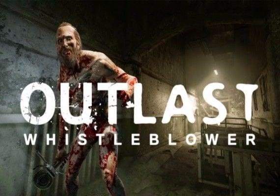 Outlast: Whistleblower