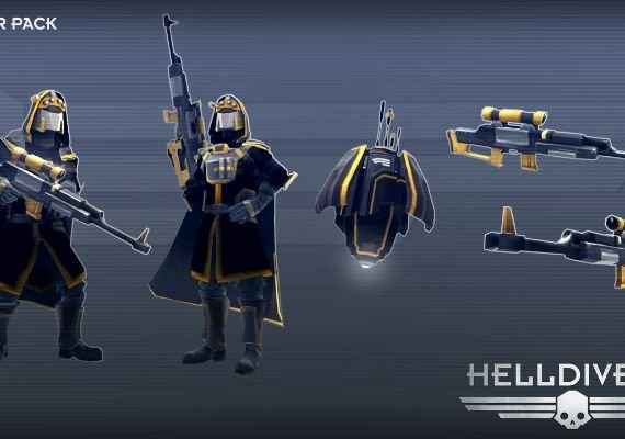 Helldivers - Ranger Pack