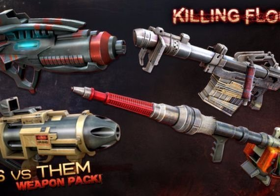 Killing Floor: Community Weapons Pack 3 - Us Versus Them Total Conflict Pack