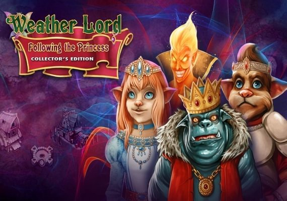 Weather Lord: Following the Princess - Collector's Edition