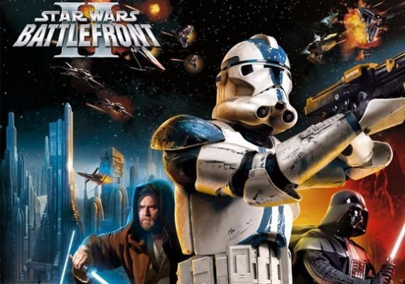 Star Wars: Battlefront II 2005