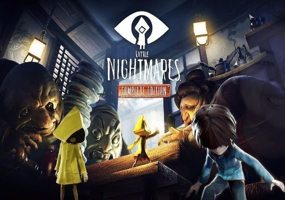 Little Nightmares - Complete