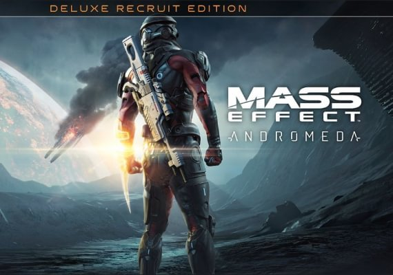 Mass Effect: Andromeda - Deluxe Recruit Edition US