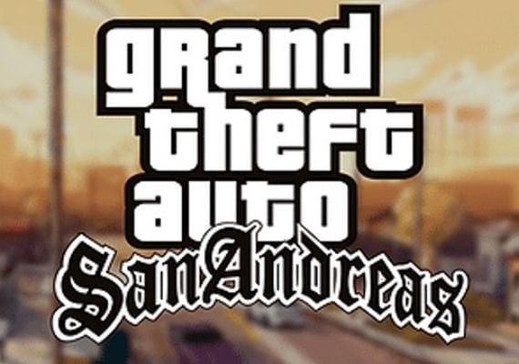 Grand Theft Auto: San Andreas EU