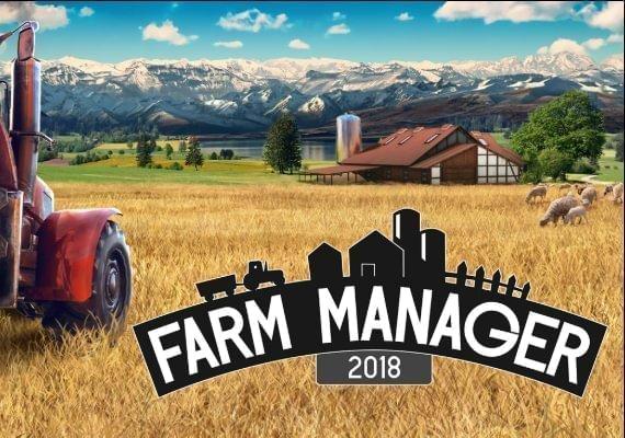 Farm Manager 2018 EU