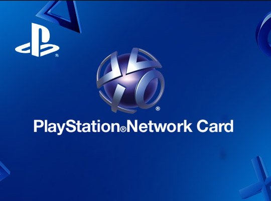 Playstation Network Card (PSN) 50 USD (USA)