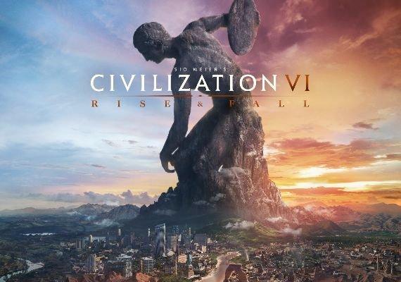 Civilization VI: Rise and Fall EMEA