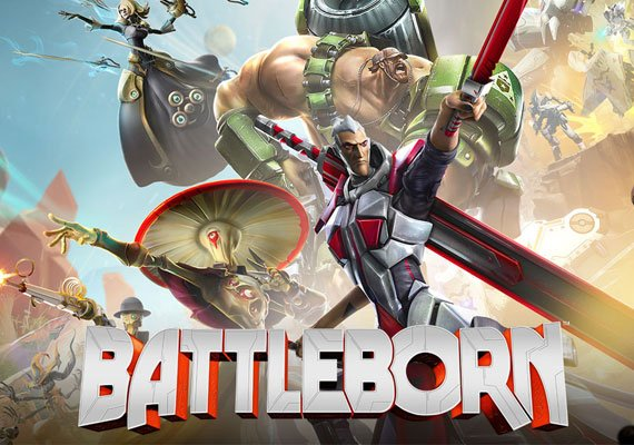 Battleborn + Firstborn Pack DLC