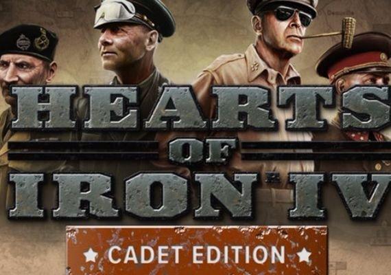 Hearts of Iron IV - Cadet Edition CUT