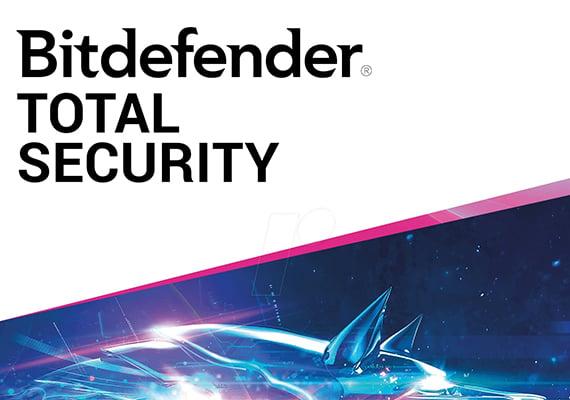 Bitdefender Total Security 2020 1 Year 5 Dev