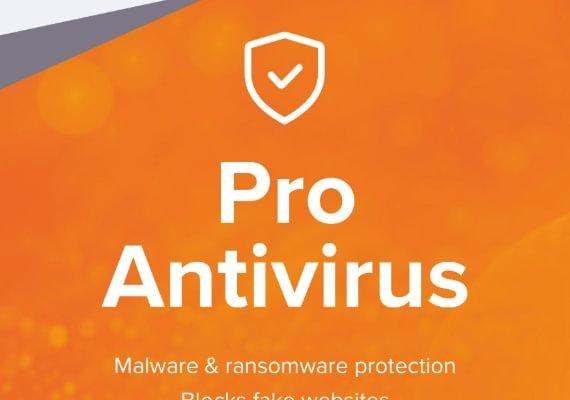 Avast Antivirus Pro 1 Year 1 Dev