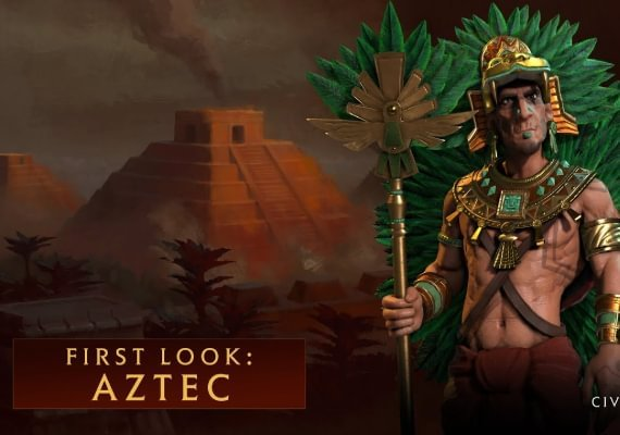 Sid Meier's Civilization VI - Aztec Civilization Pack