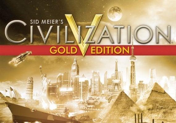 Civilization V - Gold Edition