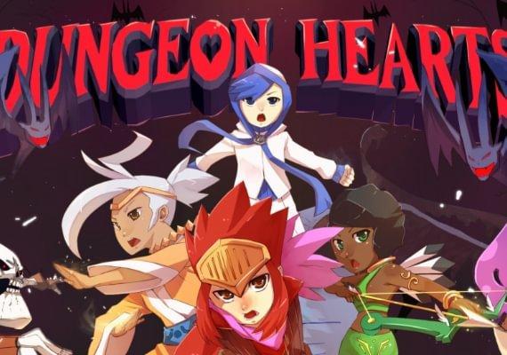 Dungeon Hearts EU