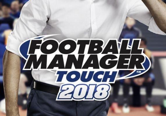 Football Manager Touch 2018 EMEA