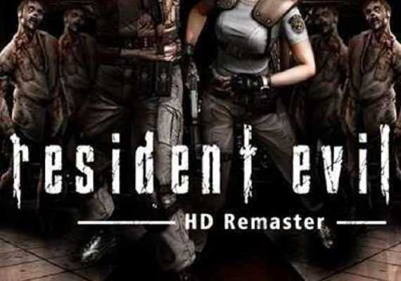 Resident Evil HD REMASTER EU