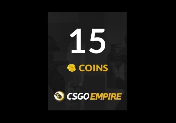 CSGOEmpire 15 Coins