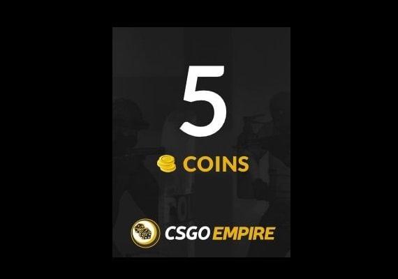 CSGOEmpire 5 Coins