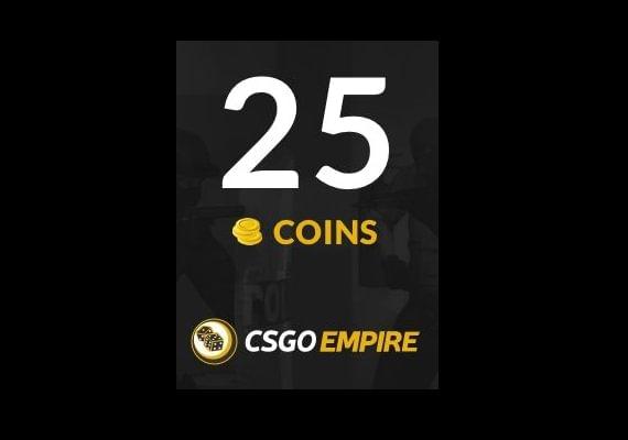 CSGOEmpire 25 Coins