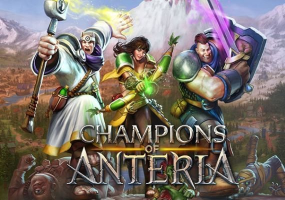 Champions of Anteria EU