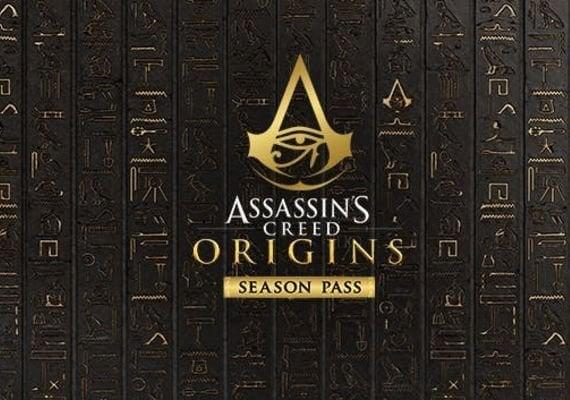 Assassin's Creed: Origins - Season Pass EMEA Activation Link
