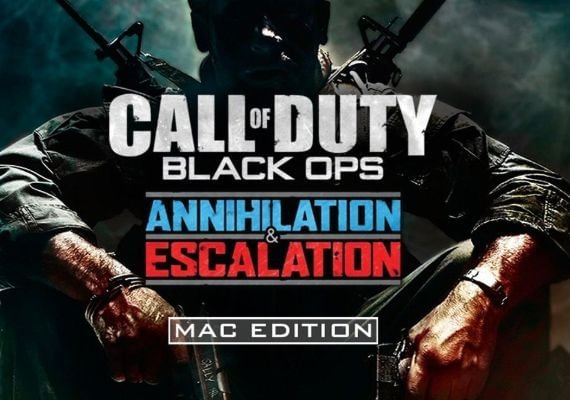 Call of Duty: Black Ops Annihilation & Escalation Bundle - Mac Edition