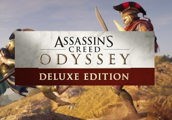 Assassin's Creed: Odyssey - Deluxe Edition EU