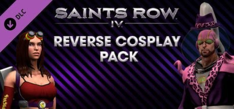 Saints Row IV - Reverse Cosplay Pack
