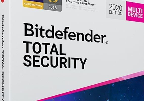 Bitdefender Total Security 2020 6 Months 5 Dev