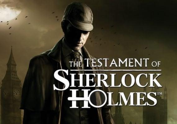 The Testament of Sherlock Holmes ENG