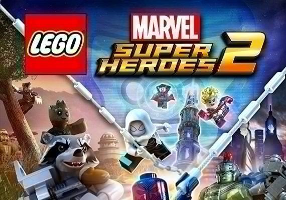 Lego: Marvel Super Heroes 2 US