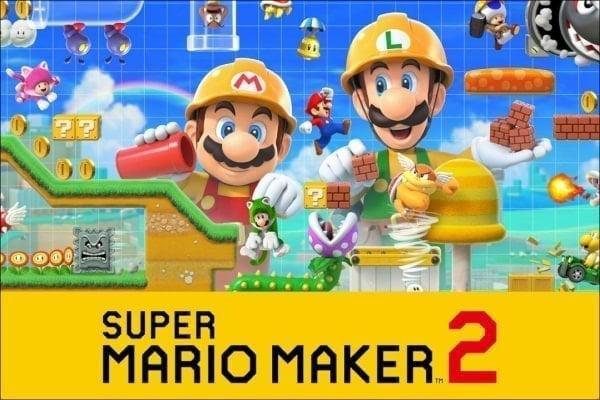 Super Mario Maker 2 EU