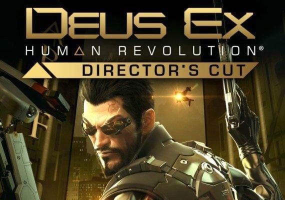 Deus Ex: Human Revolution - Directors Cut EU