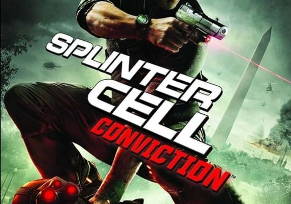 Tom Clancy's Splinter Cell Conviction - Deluxe Edition