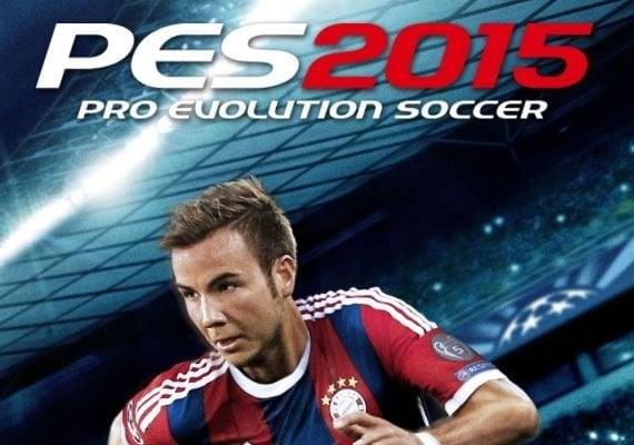 Pro Evolution Soccer 2015 - Pre-Order Edition