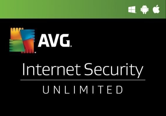AVG Internet Security 2019 1 Year Unlimited Dev