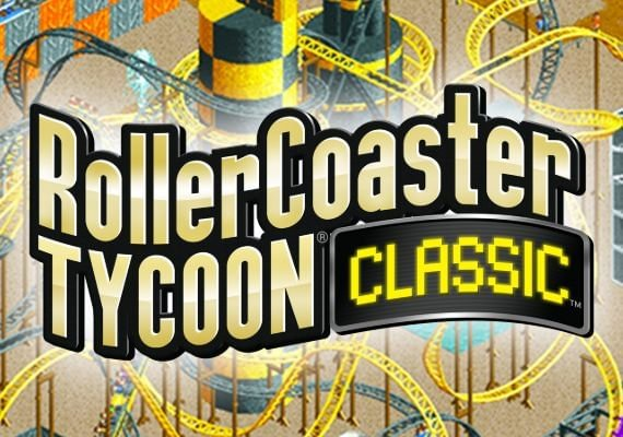 RollerCoaster Tycoon - Classic