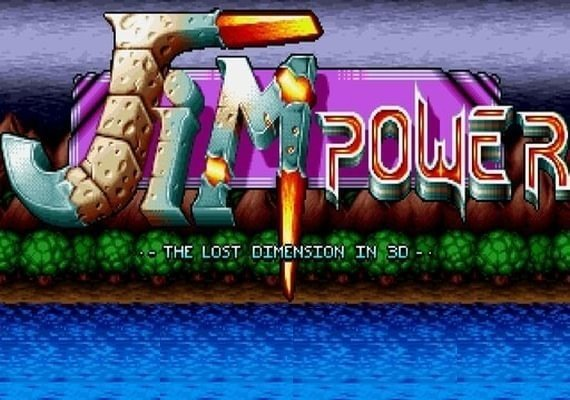 Jim Power: The Lost Dimension