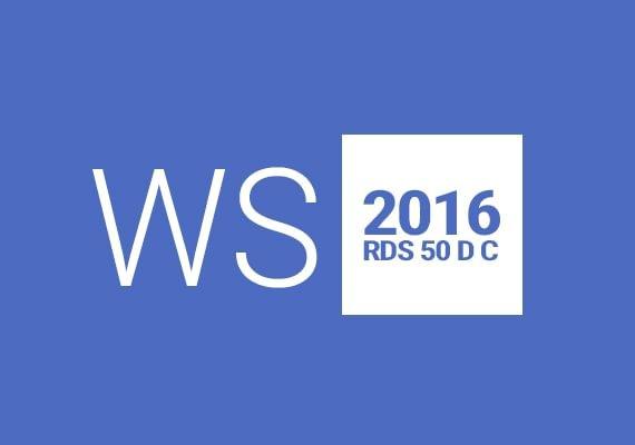 Windows Server 2016 Remote Desktop Services 10 device connections