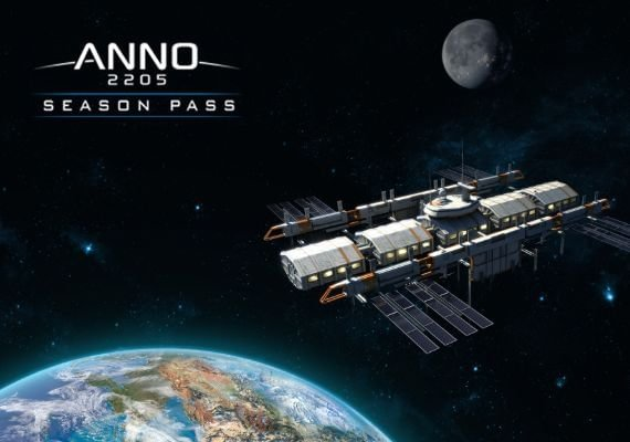 Anno 2205 - Season Pass Activation Link