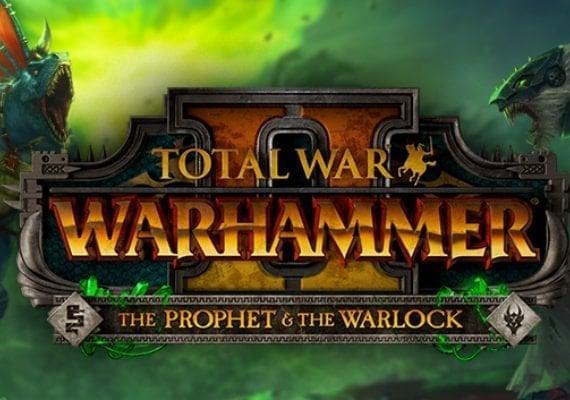 Total War: Warhammer II - The Prophet and The Warlock EU