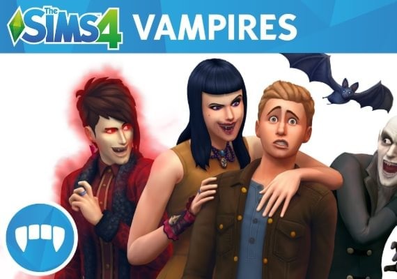 The Sims 4: Vampires US