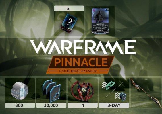 Warframe - Equilibrium Pinnacle Pack