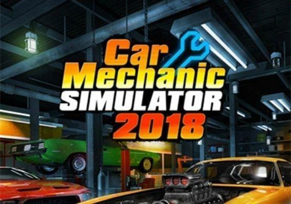 Car Mechanic Simulator 2018 EU