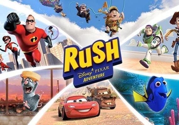 Rush: A Disney & Pixar Adventure