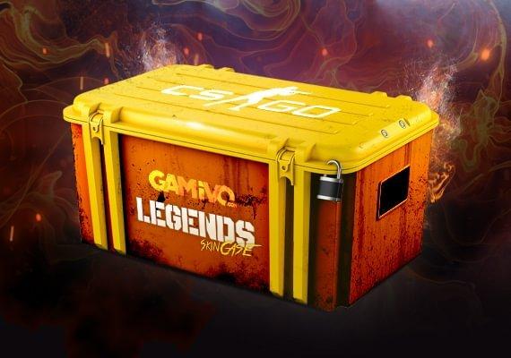 CS:GO Legends Case Skin