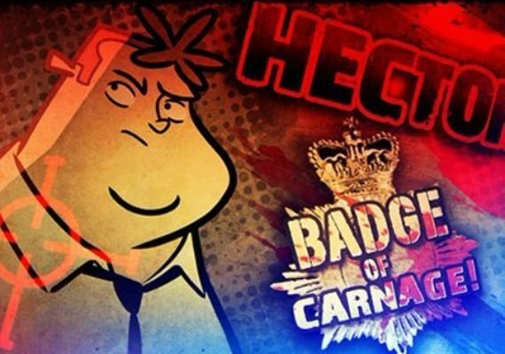 Hector: Badge of Carnage - Full Series