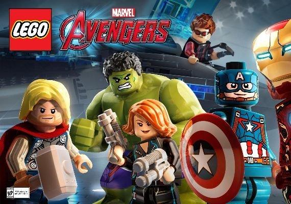 LEGO: Marvel's Avengers + Thunderbolts Character Pack