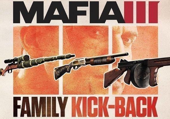 Mafia III - Family Kick Back Pack EU