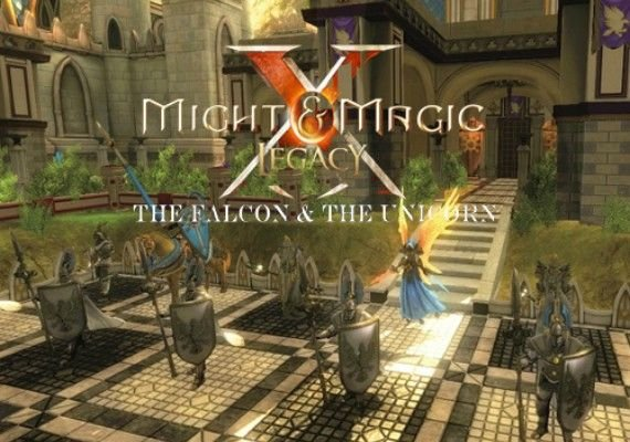 Might and Magic X: Legacy - The Falcon and the Unicorn